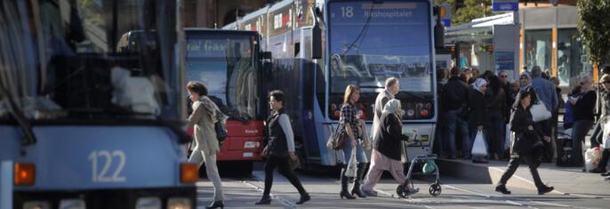 Urbanet Analyse har revidert tre kollektivtiltak i Tiltakskatalog for transport og miljø