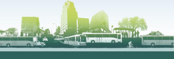 Rolledeling i kollektivtransporten