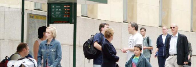 Kollektivtransport i nordiske byer - Markedspotensial og utfordringer framover