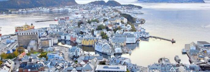 Reisevaner og potensiale i mellomstore byområder
