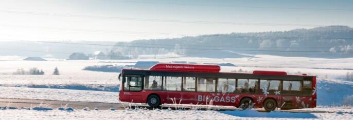 Evaluering av gratis buss i Fredrikstad