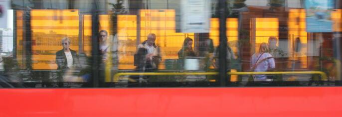 Bussløsning langs E18 Vestkorridoren