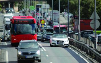 Klimaeffektiv kollektivtrafikk