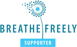 Breath safely supporter logo