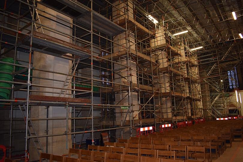 Guildford Cathedral Project Photo 1