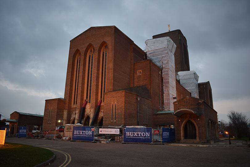 Guildford Cathedral Project Photo 3