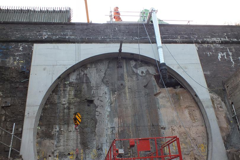 Farnworth Tunnel Project Photo 4