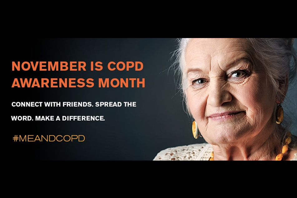 COPD Awareness Month 2018