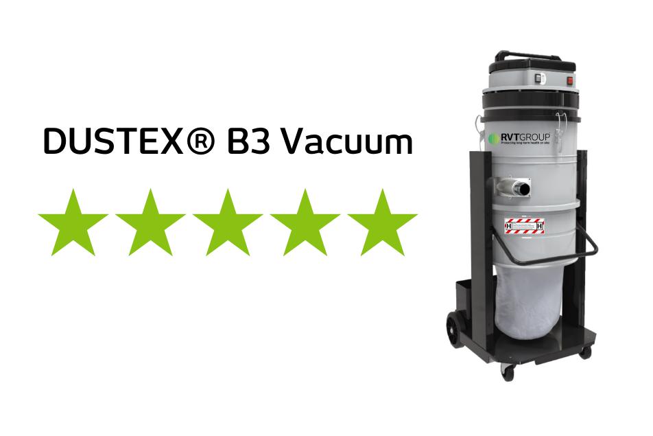 DUSTEX B3 Vacuum