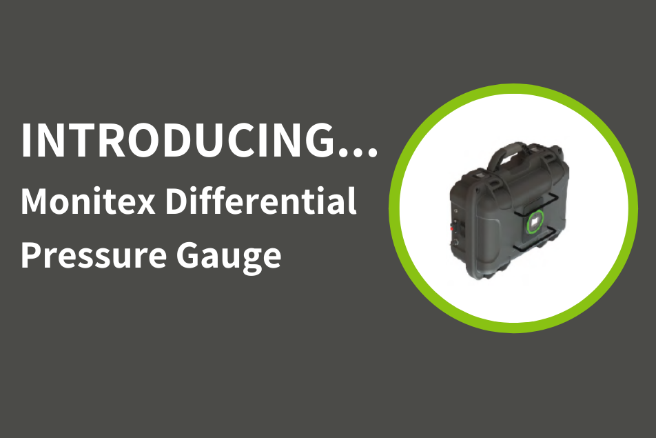 INTRODUCING Monitex Differential Pressure Gauge