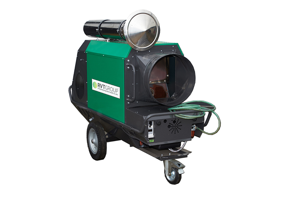 Is an Indirect Oil Fired Heater more efficient than a gas or electric heater