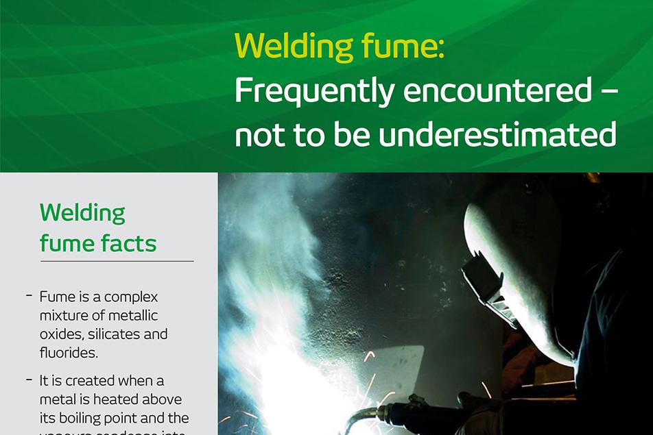 Managing Welding Fumes