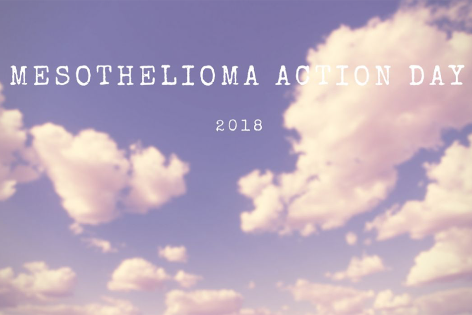Mesothelioma Action Day 2018
