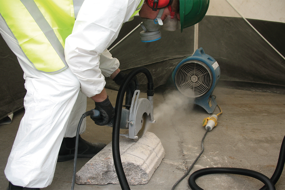New HSE report calls for greater dust control in brick and stone work sectors