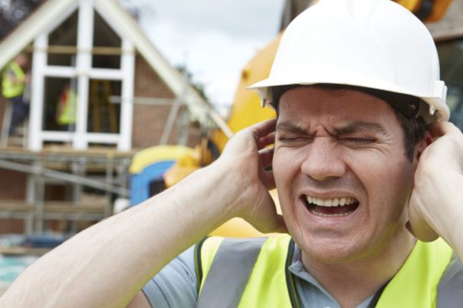 Noise breaches up 25 on construction sites