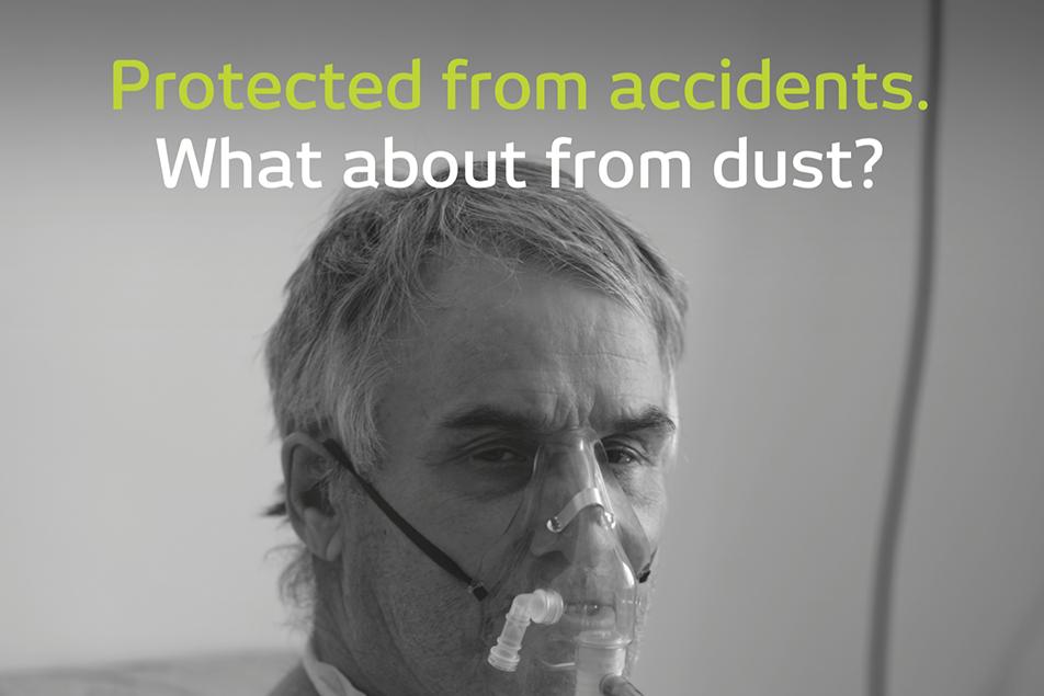 RVT Poster Dust Control Raising Awareness