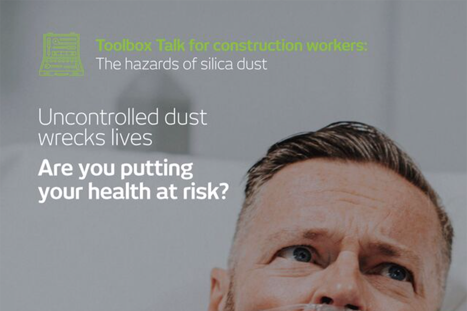 The Dangers of Silica Dust