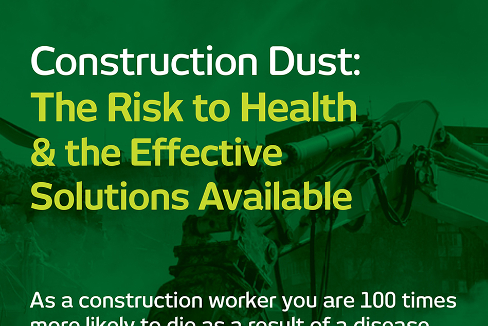 Understanding the dangers of Construction Dust