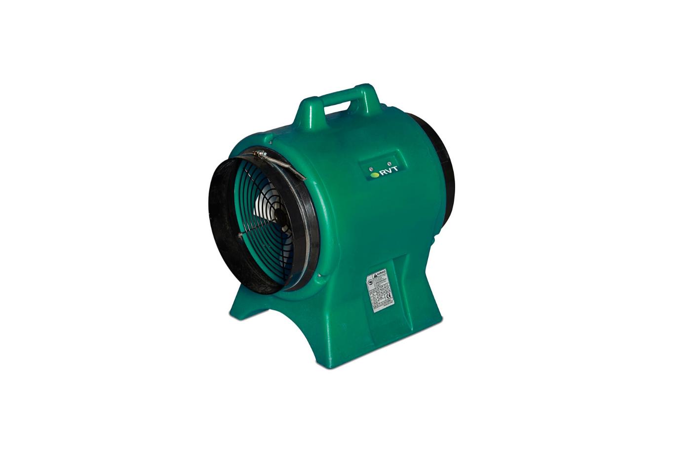 Website warm air distribution kit