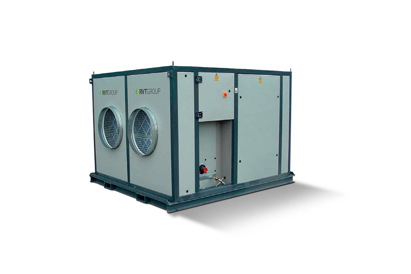 Climex Air Handling Unit 150 300k W WEB