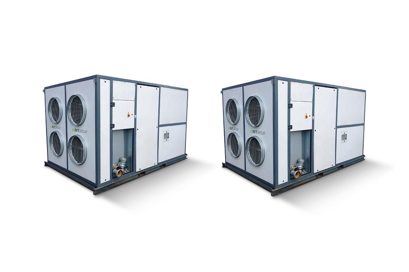 Climex Air Handling Unit 250 500k W