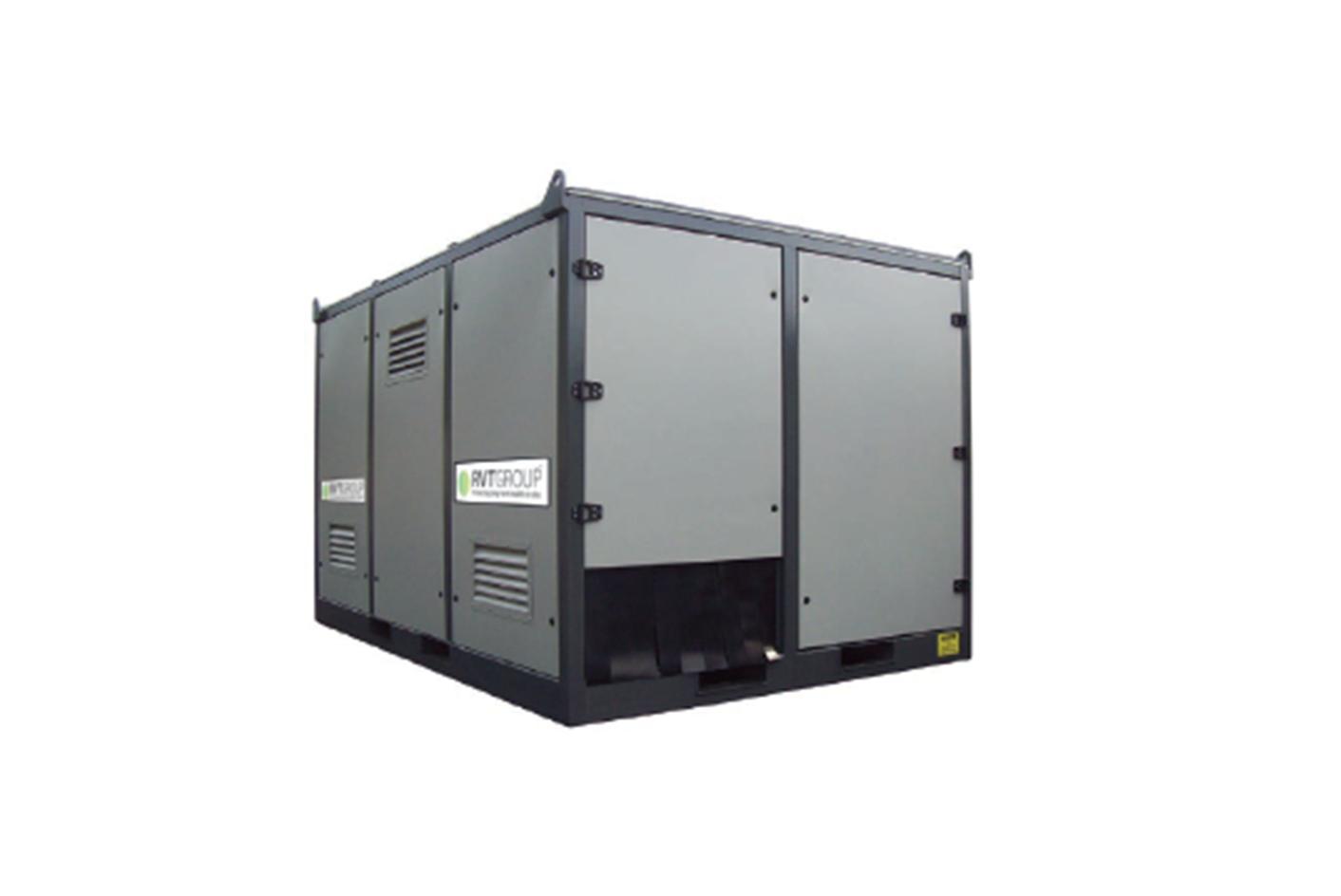 Climex 525 DF Boiler