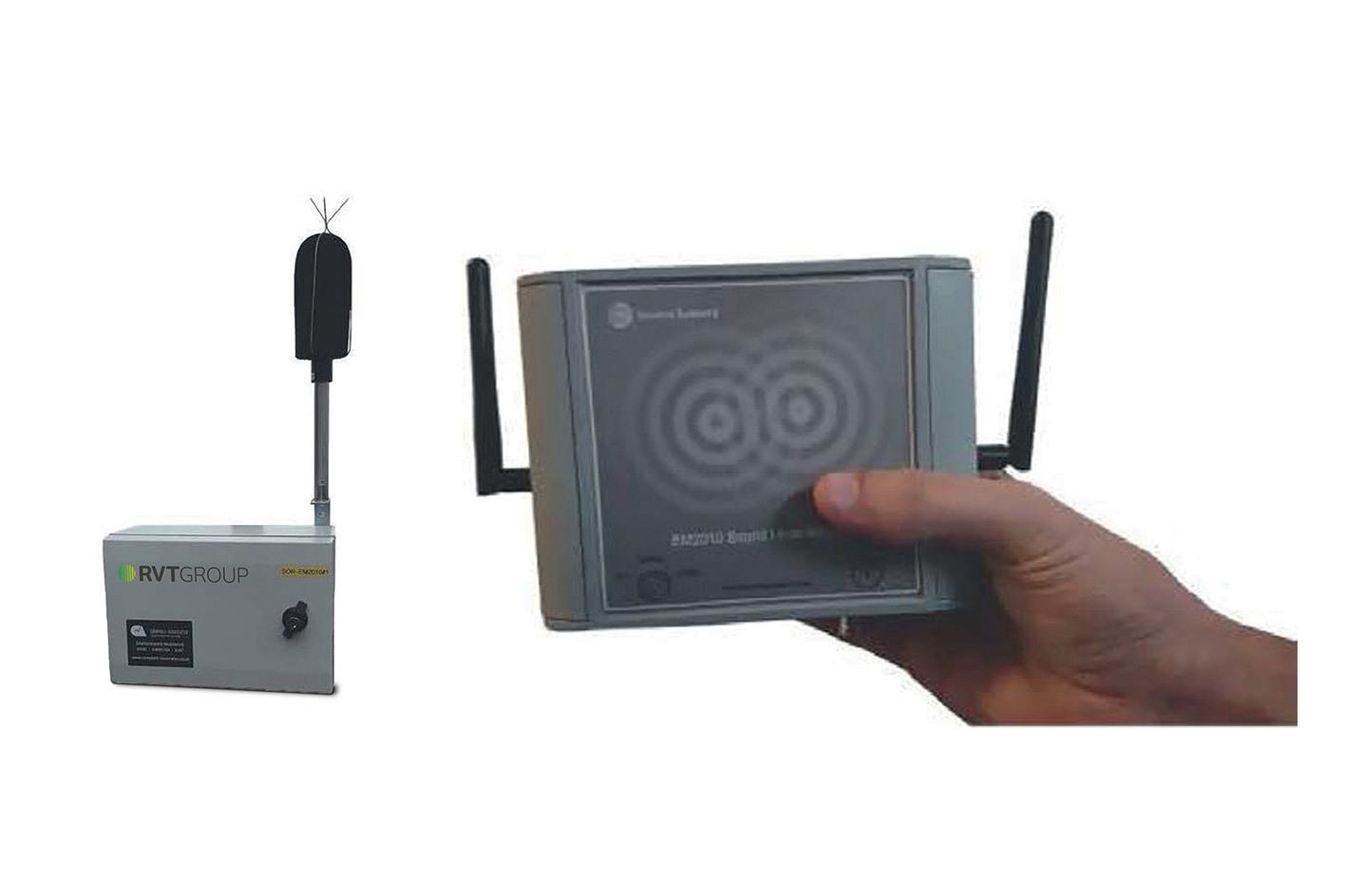 Monitex Noise Monitor
