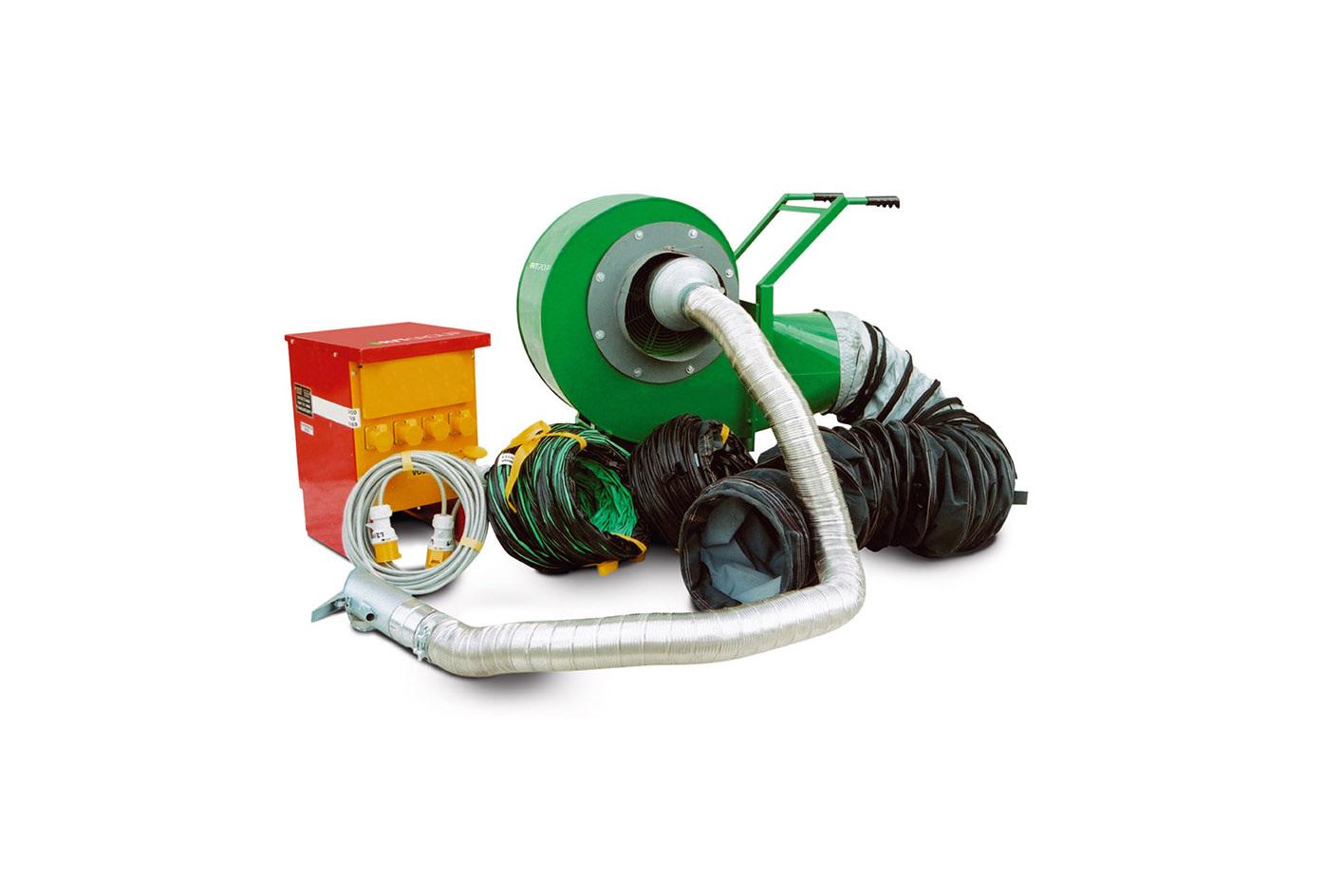 Ravex Exhaust Extraction Kit