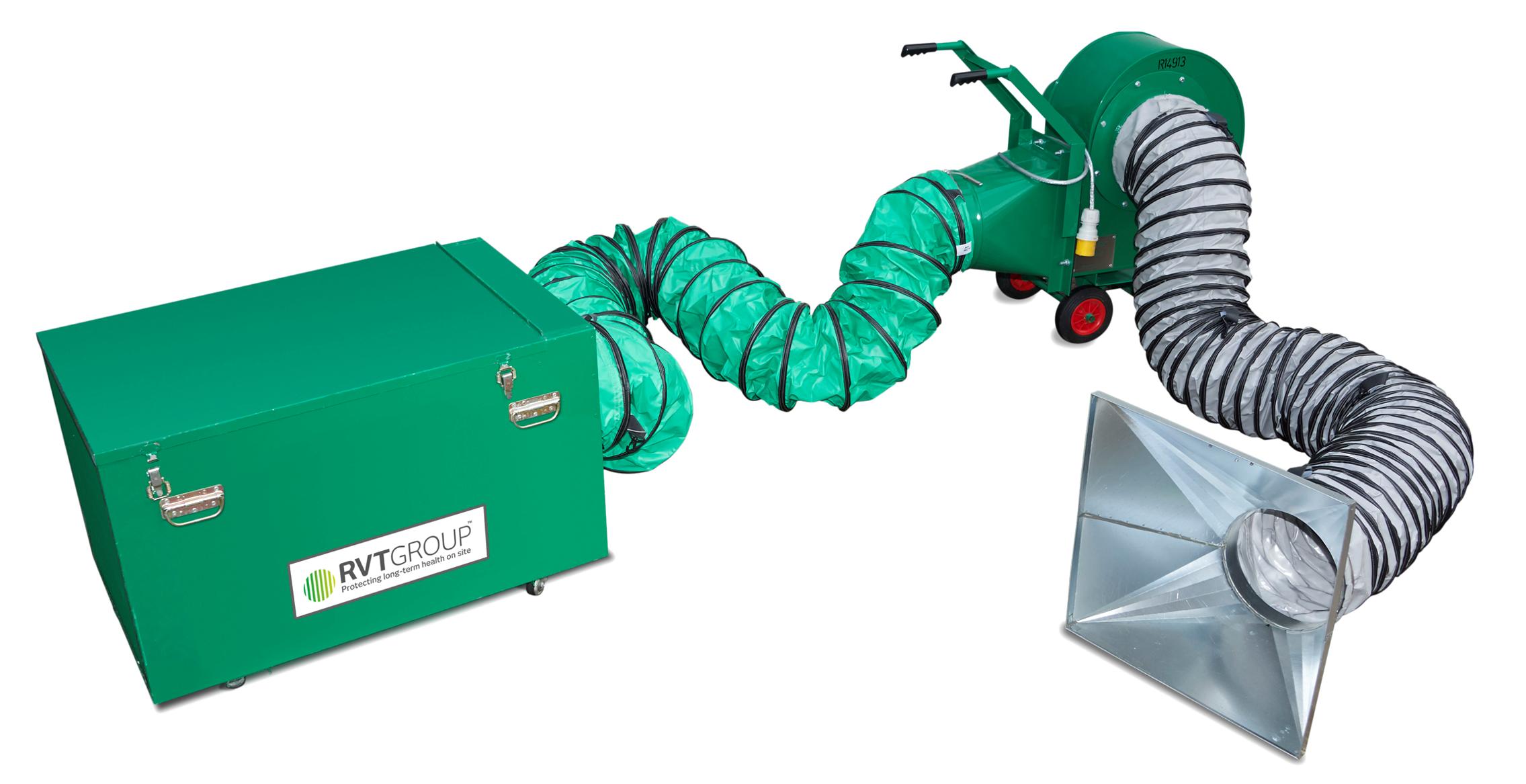Ravex fume extraction kit
