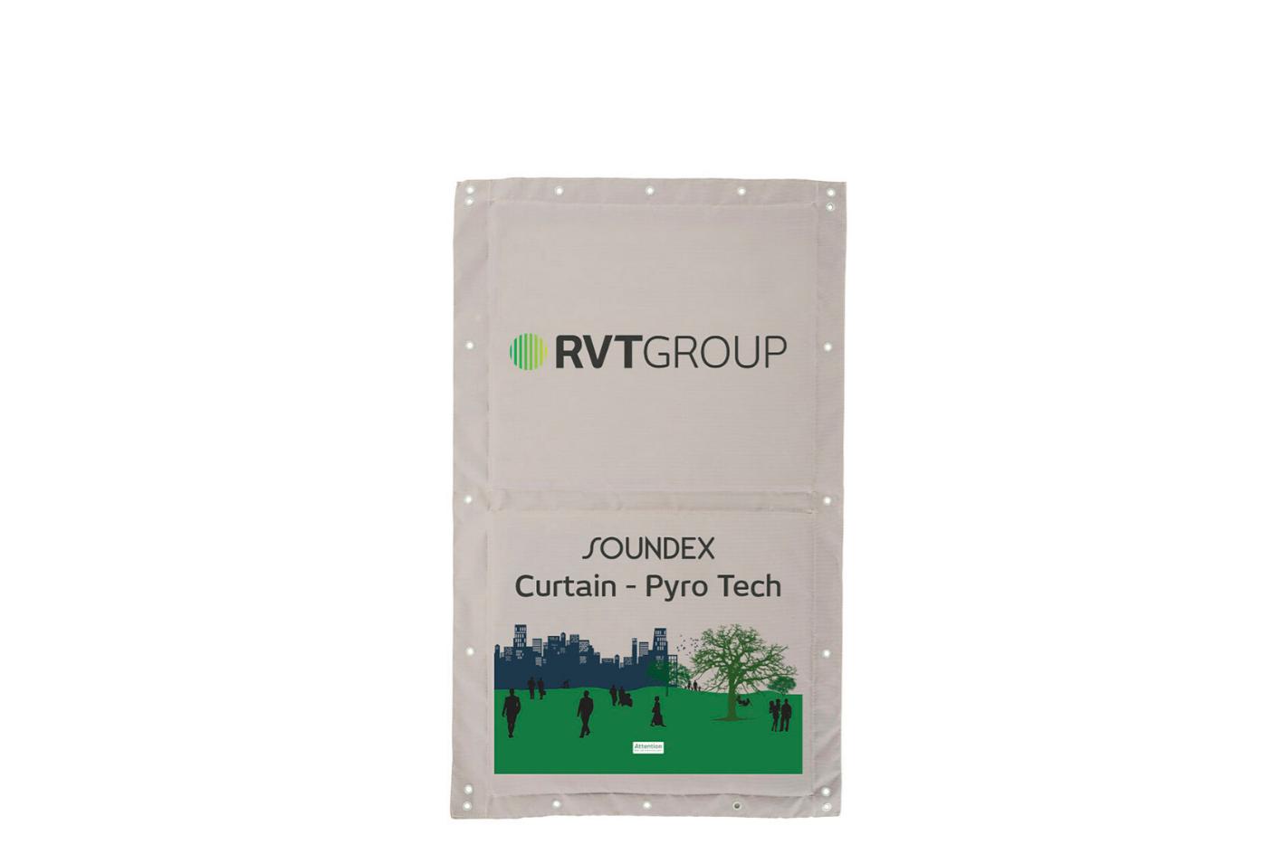 Soundex Curtain Pyro Tech