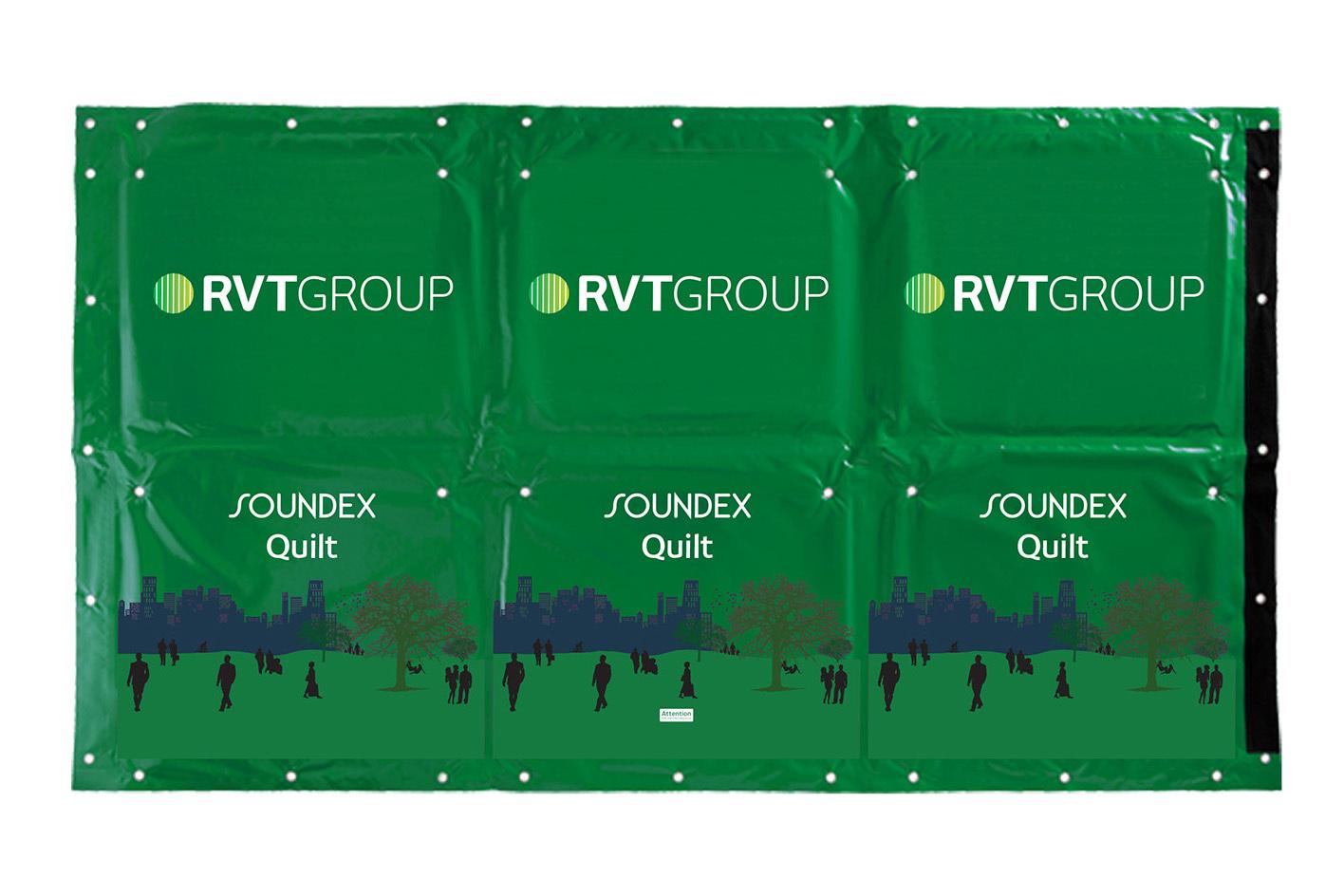 Soundex Quilt