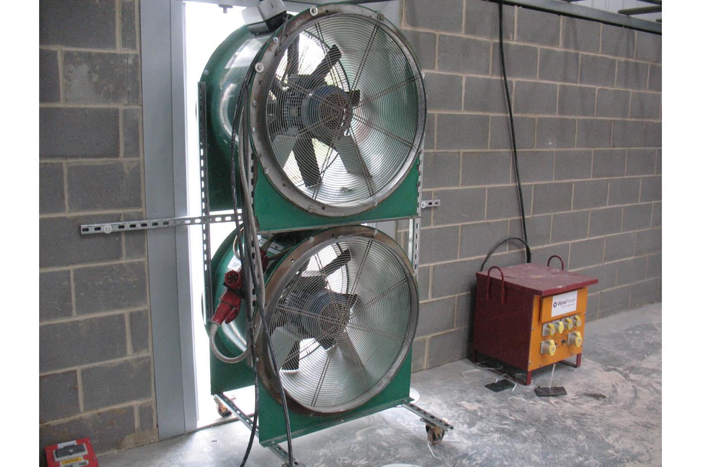 Ventex Axial Fan 800 S 1
