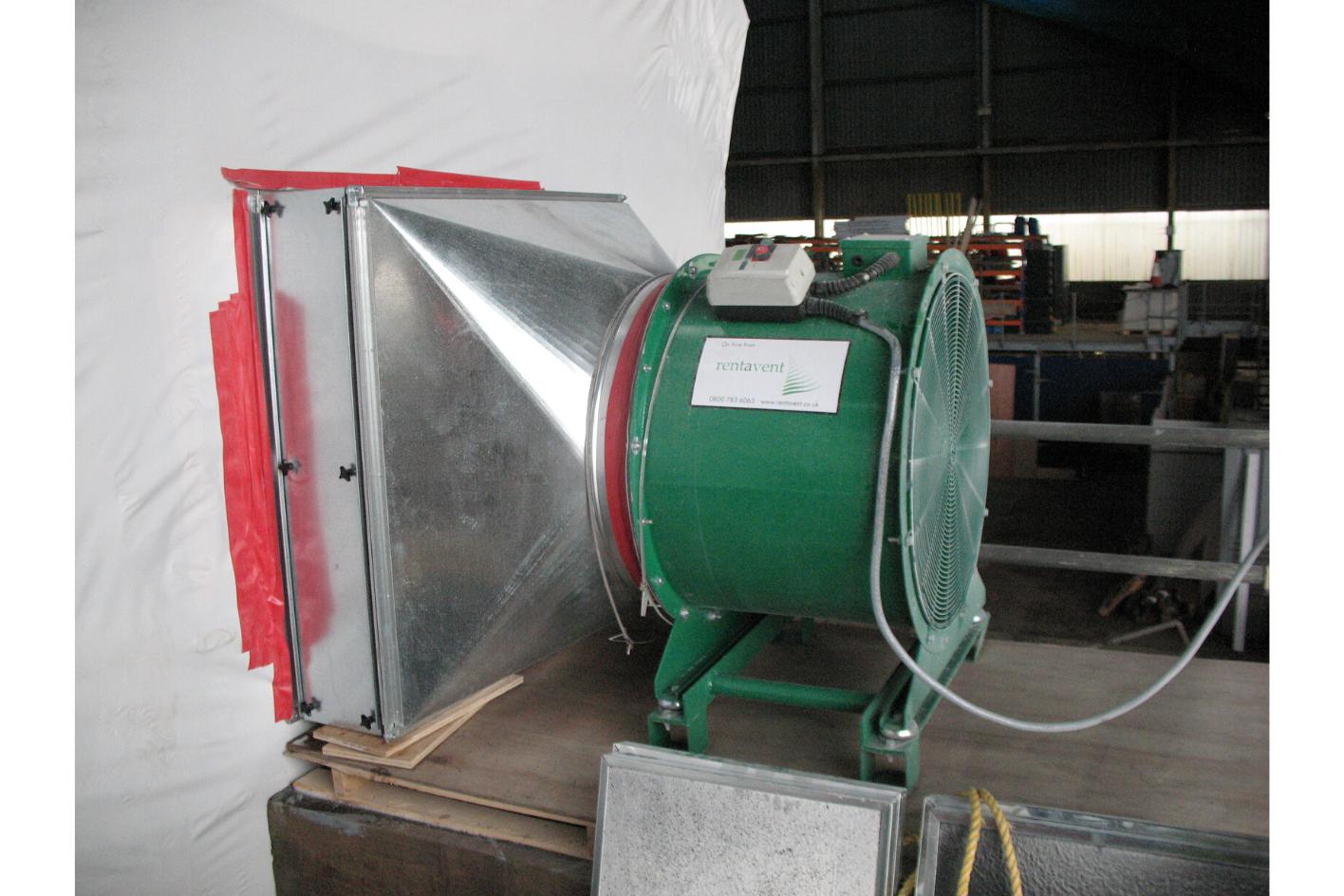 Ventex Axial Fan 800 S 3