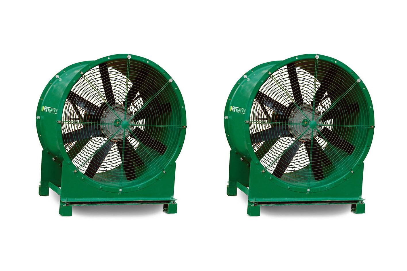 Ventex Axial Fan 800 S