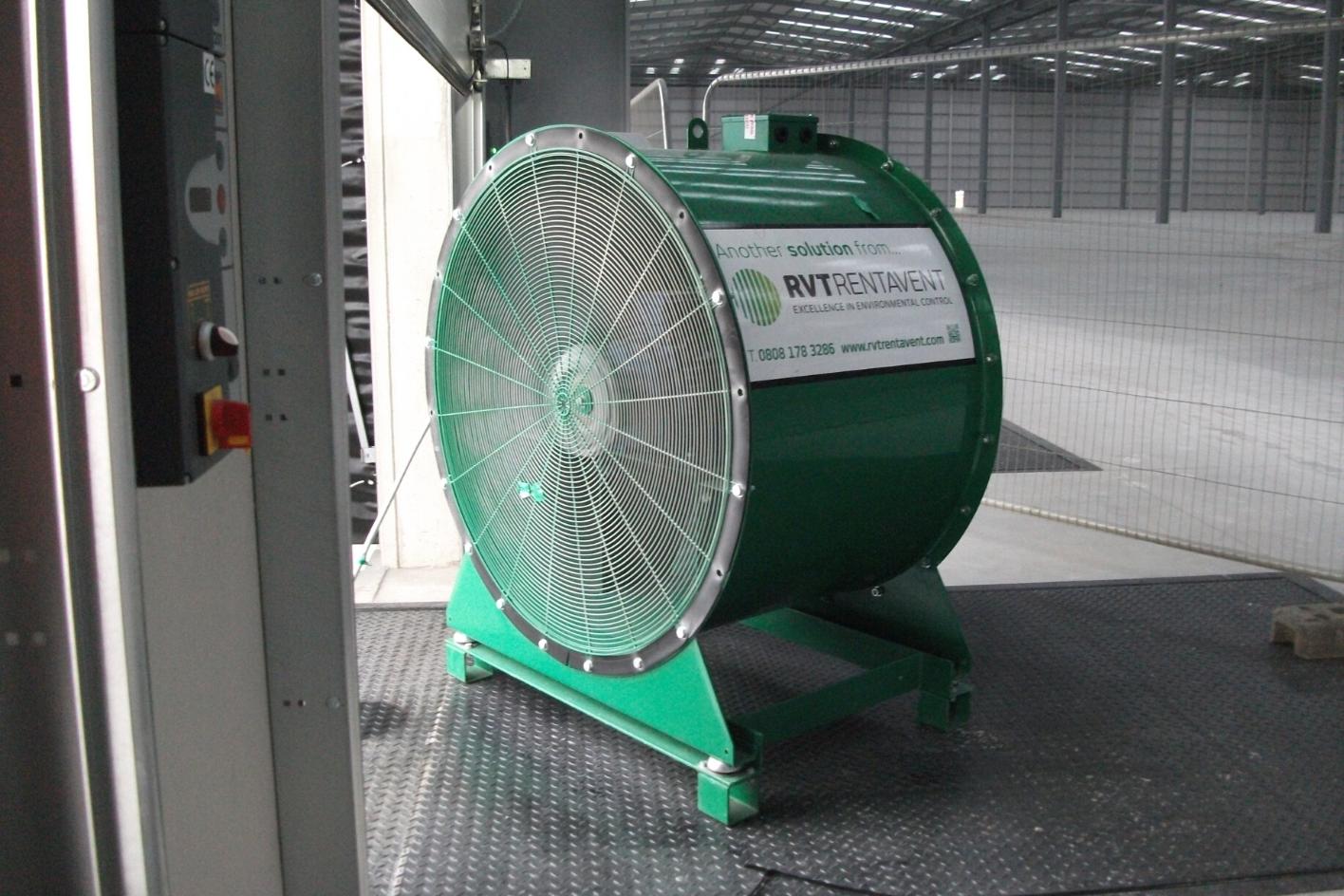Ventex Axial Fan 1250 S 2