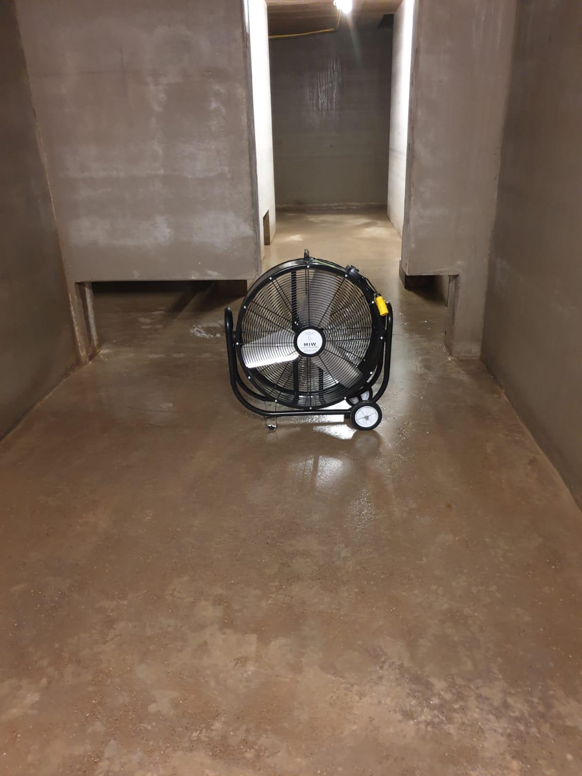 Floor Fan 900m 2