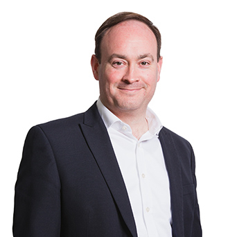 Julian Heywood Sales Director