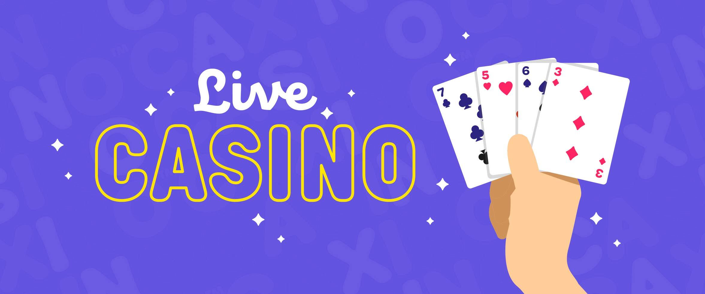 Check out Caxino's Live Casino