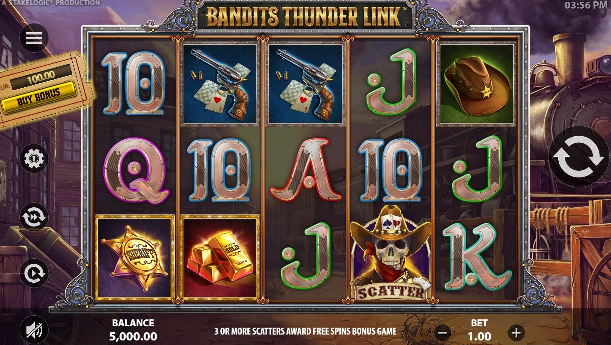 bandits-thunder-link