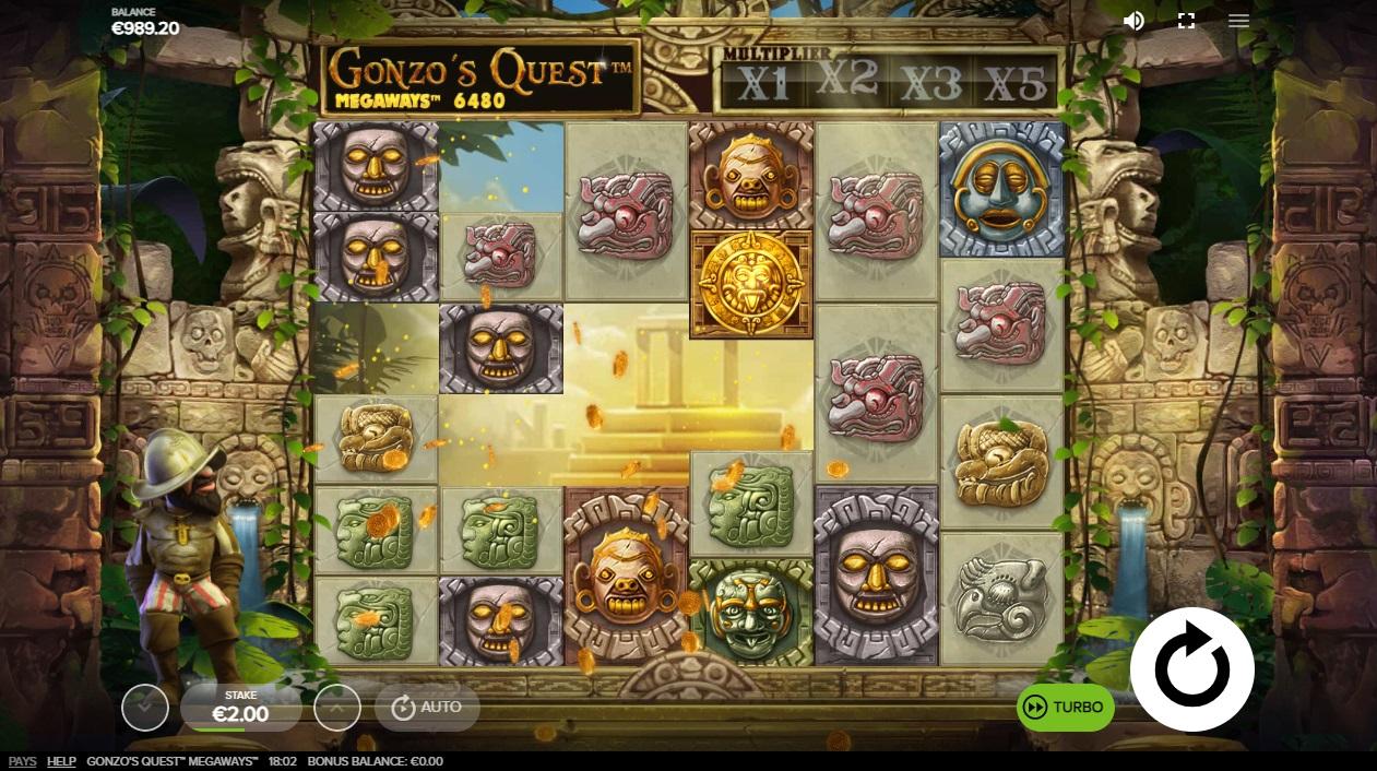 gonzos-quest-megaways