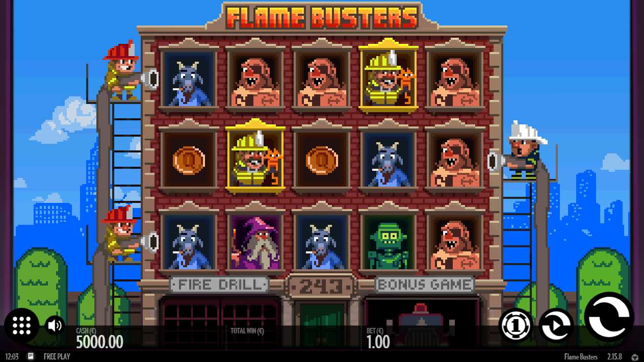 flame-busters