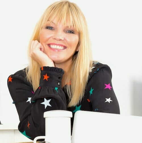 Kate Thornton launching Cash in Your Electricals campaign