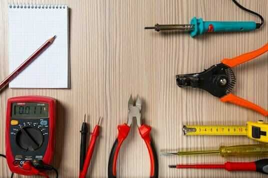 repairing electricals can save money and resources