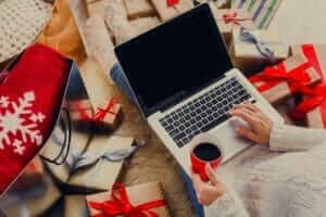 online christmas shopping and gifts