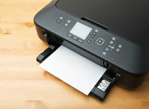 domestic printers can be recycled