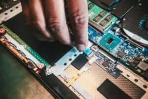 reuse or recycle laptops or desktop computers by having them repaired