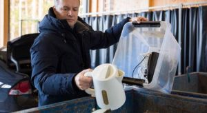 recycling kettle