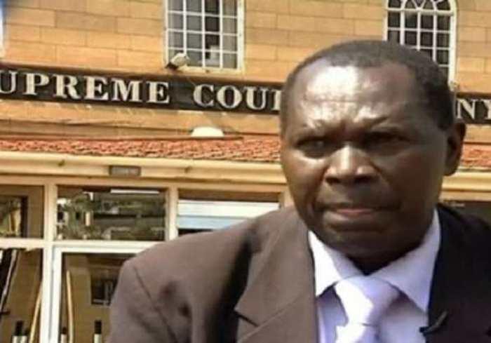 Dola Indidis est un avocat kényan qui veut porter plainte contre Israel et d'autres pays pour le procès injuste qui a mené Jésus à la crucifixion.