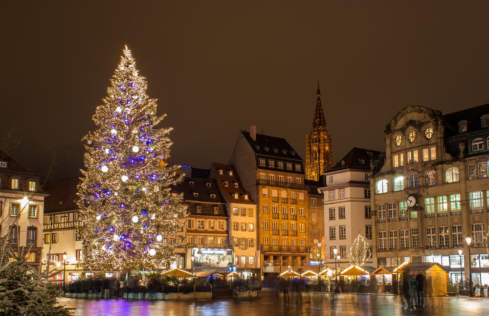 Le marché de Noel de Strasbourg aura des Check Point