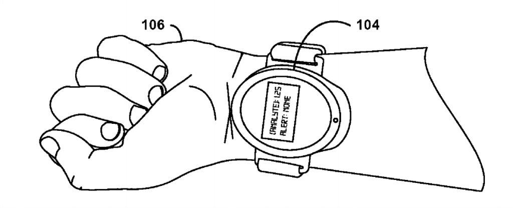 Google dépose un brevet sur une prise de sang sans seringue